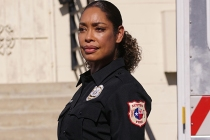 Gina Torres Explains How Firefly Brought Her to 9-1-1: Lone Star -- Plus, Watch Her New Character in Action