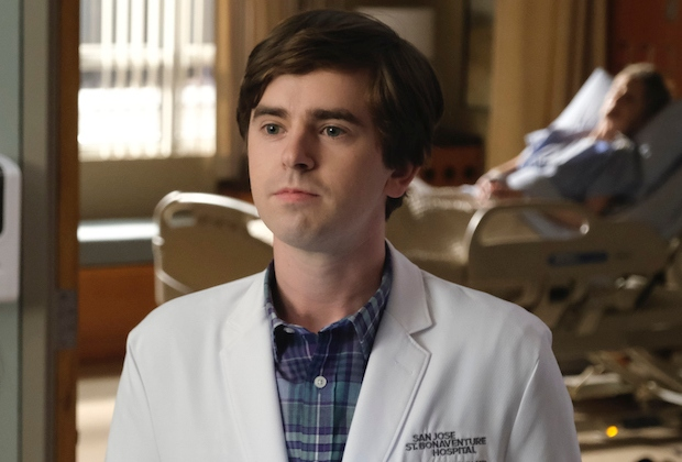 Good Doctor ratings