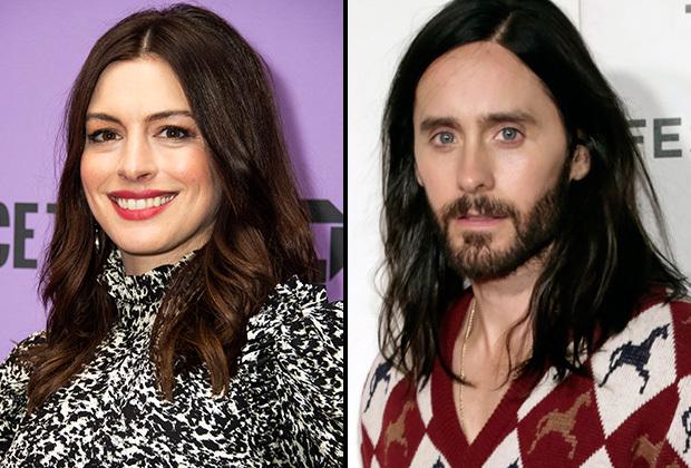 Anne Hathaway Jared Leto Apple Series
