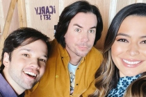 iCarly Stars Reunite in First On-Set Photo From Paramount+ Revival