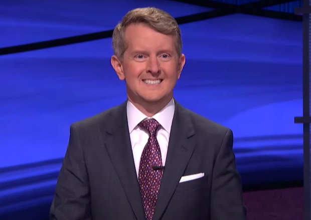 Jeopardy Ken Jennings Host