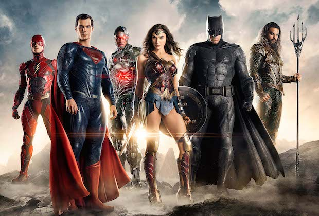 PHOTOS] 'Justice League' Snyder Cut HBO Max Premiere Date – March 18 |  TVLine