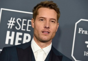 Justin Hartley The Never Game