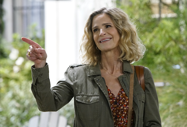 kyra sedgwick call your mother series premiere abc