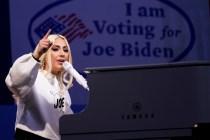 TVLine Items: Gaga Sings for Biden, Sopranos Movie Delayed and More