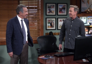 Last Man Standing/Home Improvement Crossover