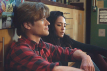 MacGyver Sneak Peek: Mac and Riley Share Some Quarantine Closeness