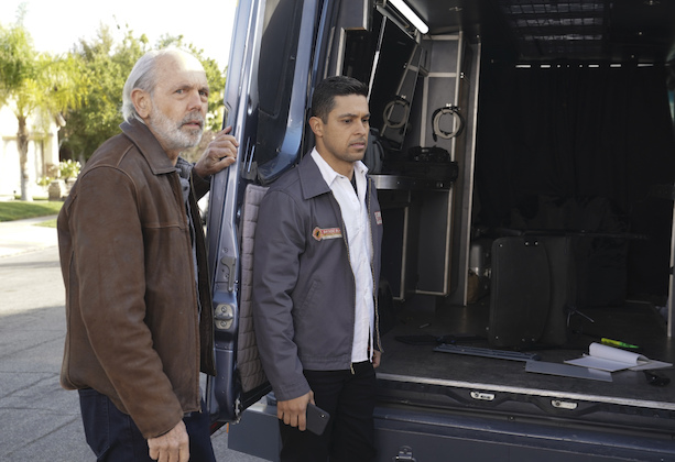 NCIS Fornell Torres