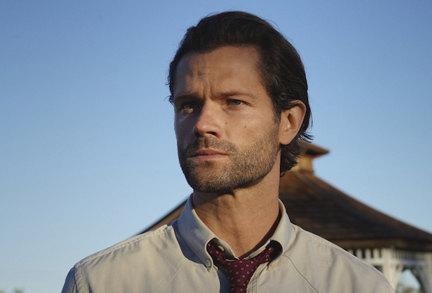 "Walker -- ""Pilot"" -- Image Number: WLK101a_0464r  --  Pictured: Jared Padalecki as Cordell Walker -- Photo: Rebecca Brenneman/The CW -- © 2021 The CW Network, LLC. All Rights Reserved."
