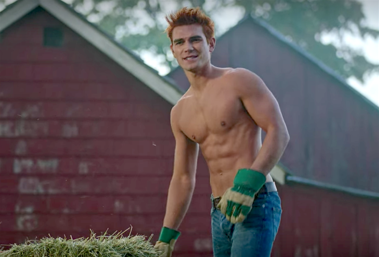 This Riverdale Sex Scene Is So Weird, and We Need to