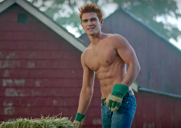 Riverdale Archie Shirtless Season 3 Episode 7