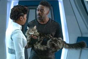 Star Trek Discovery Season 3 Book Grudge Cat