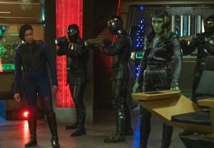 Star Trek Discovery Season 3 Finale Burnham Ossyra