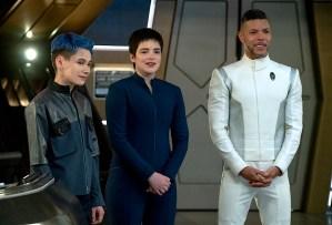 Star Trek Discovery Season 3 Finale Gray Adira Culber
