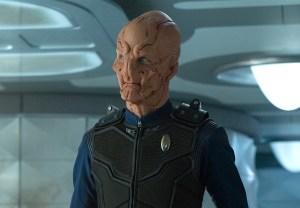 Star Trek Discovery Season 3 Finale Saru