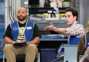 Superstore - Garrett and Jonah in Season 6, Episode 5