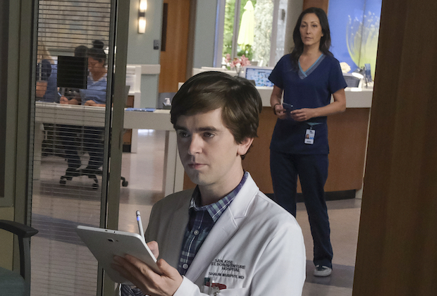 the good doctor season 4 episode 6 winter premiere abc