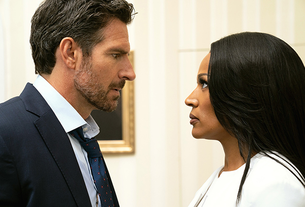 Tyler Perry's The Oval Returning for Season 2 in February — Watch Teaser