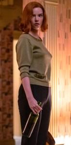The Queen's Gambit Anya Taylor-Joy Beth Harmon Netflix