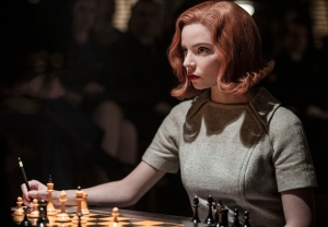The Queen's Gambit Netflix Chess Anya Taylor-Joy