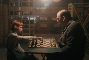 The Queen's Gambit Netflix Chess