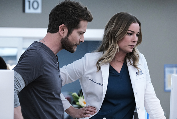 The Resident EP Teases 'Unexpected' Conrad/Nic Storyline After Episode 2 Twist — Plus, Will Mina and AJ Be OK?