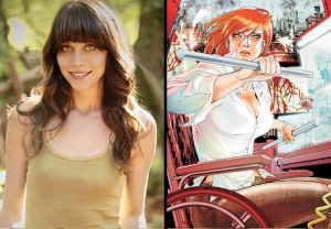 Titans Cast Barbara Gordon