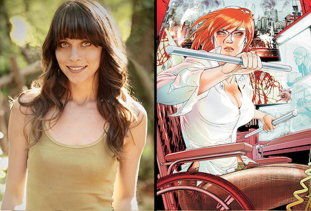 Titans Cast Barbara Gordon