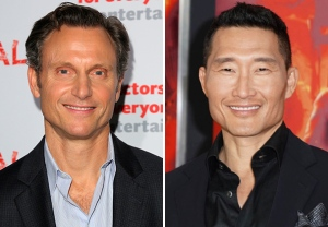 Tony Goldwyn Daniel Dae Kim The Hot Zone: Anthrax