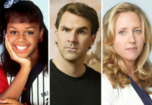 TV Characters Who Disappeared Family Matters Parks and Recreation Grey's Anatomy
