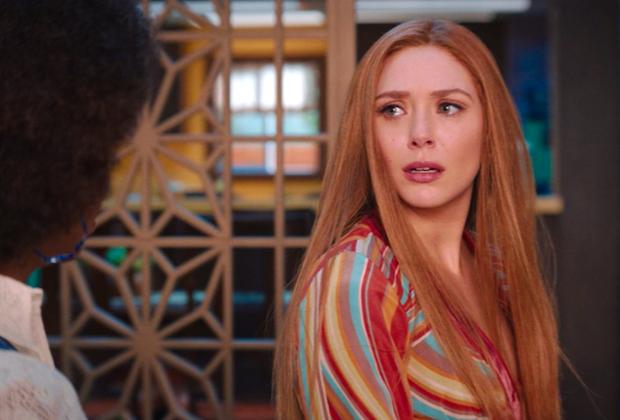 'WandaVision' Recap Episode 3: Elizabeth Olsen Explains Wanda [Spoiler] - TVLine