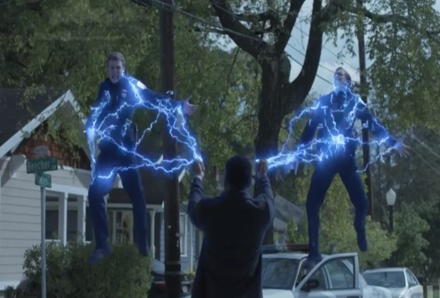 'Black Lightning' fights racism