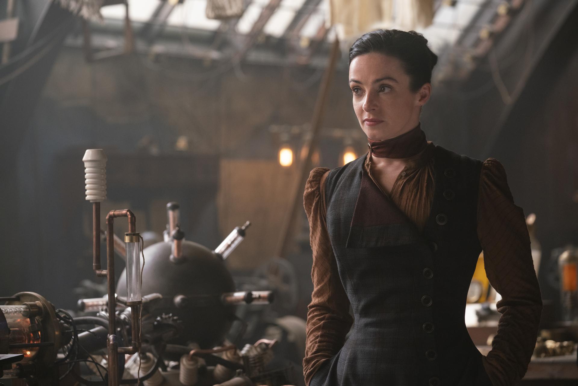 Joss Whedon's 'The Nevers': Watch Teaser for Victorian Sci-Fi Drama   TVLine