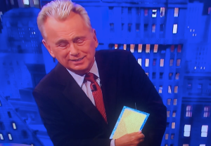 Wheel of Fortune Pat Sajak