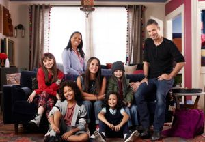 Punky Brewster family