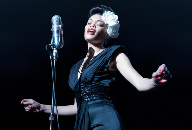 Andra Day in The United States vs Billie Holiday