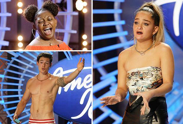 American Idol Recap Claudia Conway