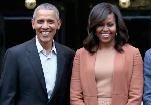 Barack and Michelle Obama Netflix Slate