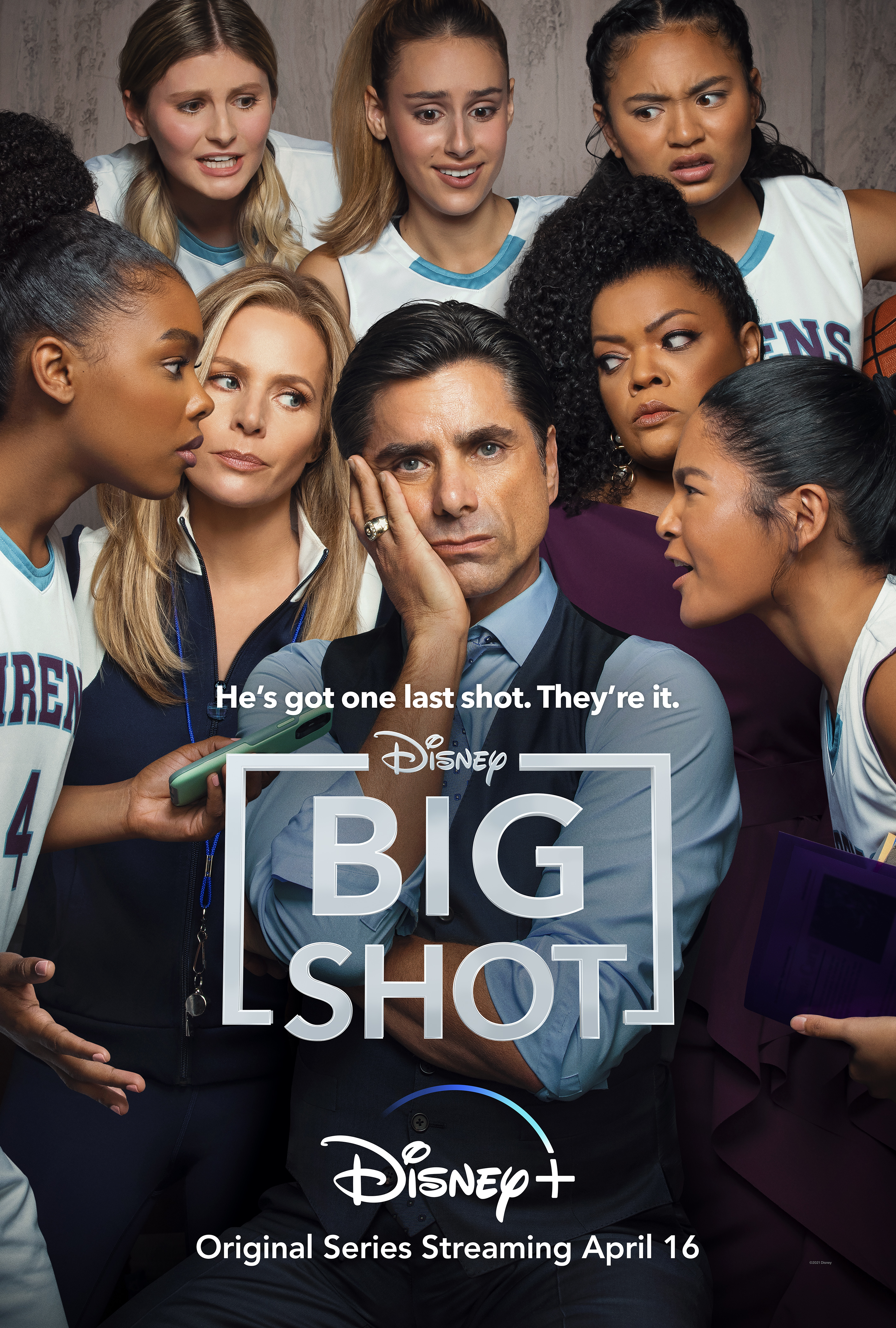 John Stamos' Big Shot, Turner & Hooch Reboot, Mysterious Benedict Society  Get Disney+ Premiere Dates