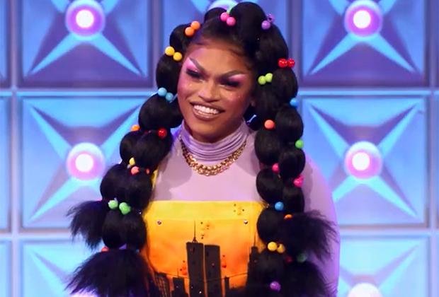 'Drag Race' Recap: Season 13 Episode 7 — LaLa Ri Vs. Elliott With 2 Ts - TVLine