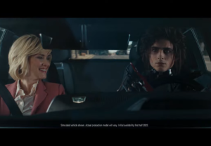 Edward Scissorhands Super Bowl Ad
