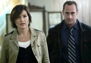 Ellliot Stabler Returns SVU
