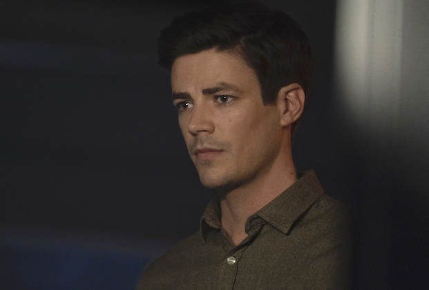 "The Flash -- ""All's Wells That Ends Wells"" -- Image Number: FLA701a_0020r.jpg -- Pictured: Grant Gustin as Barry Allen -- Photo: Katie Yu/The CW -- © 2021 The CW Network, LLC. All rights reserved"
