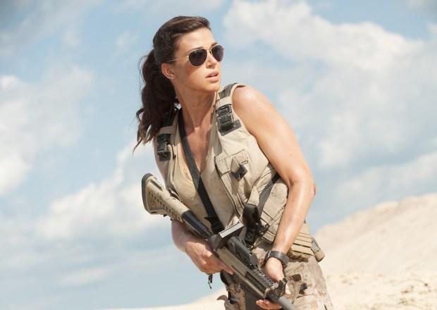 G.I. Joe TV Series Amazon Lady Jaye