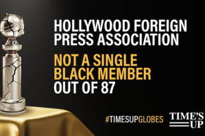 Golden Globes 2021: HFPA Addresses Lack of Diversity in #TimesUpGlobes Moment During Broadcast