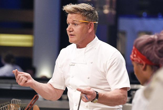 Hells Kitchen Season 19