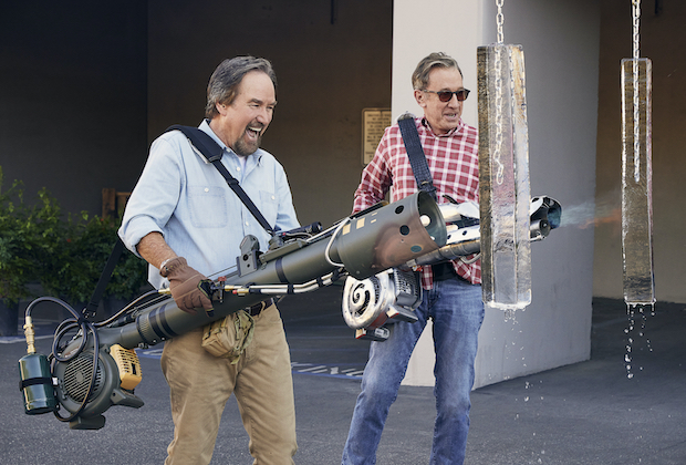 Home Improvement Reunion: Grade History Channel's Assembly Required