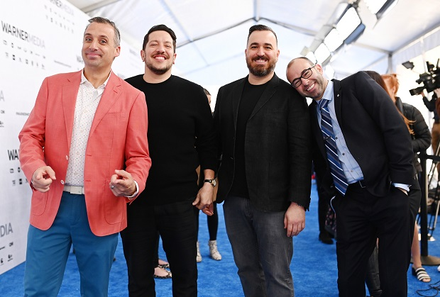 Impractical Jokers Renewed