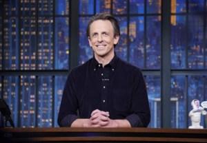 Late Night With Seth Meyers Renewed