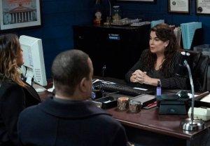 Law and Order SVU Recap Season 22 Episode 8 Barek Annabella Sciorra